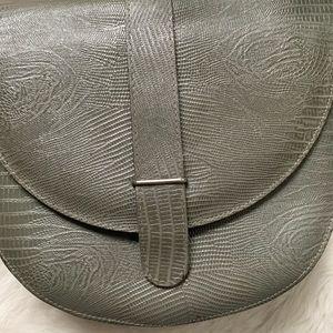 Amelia Berko Vintage genuine leather handbag purse